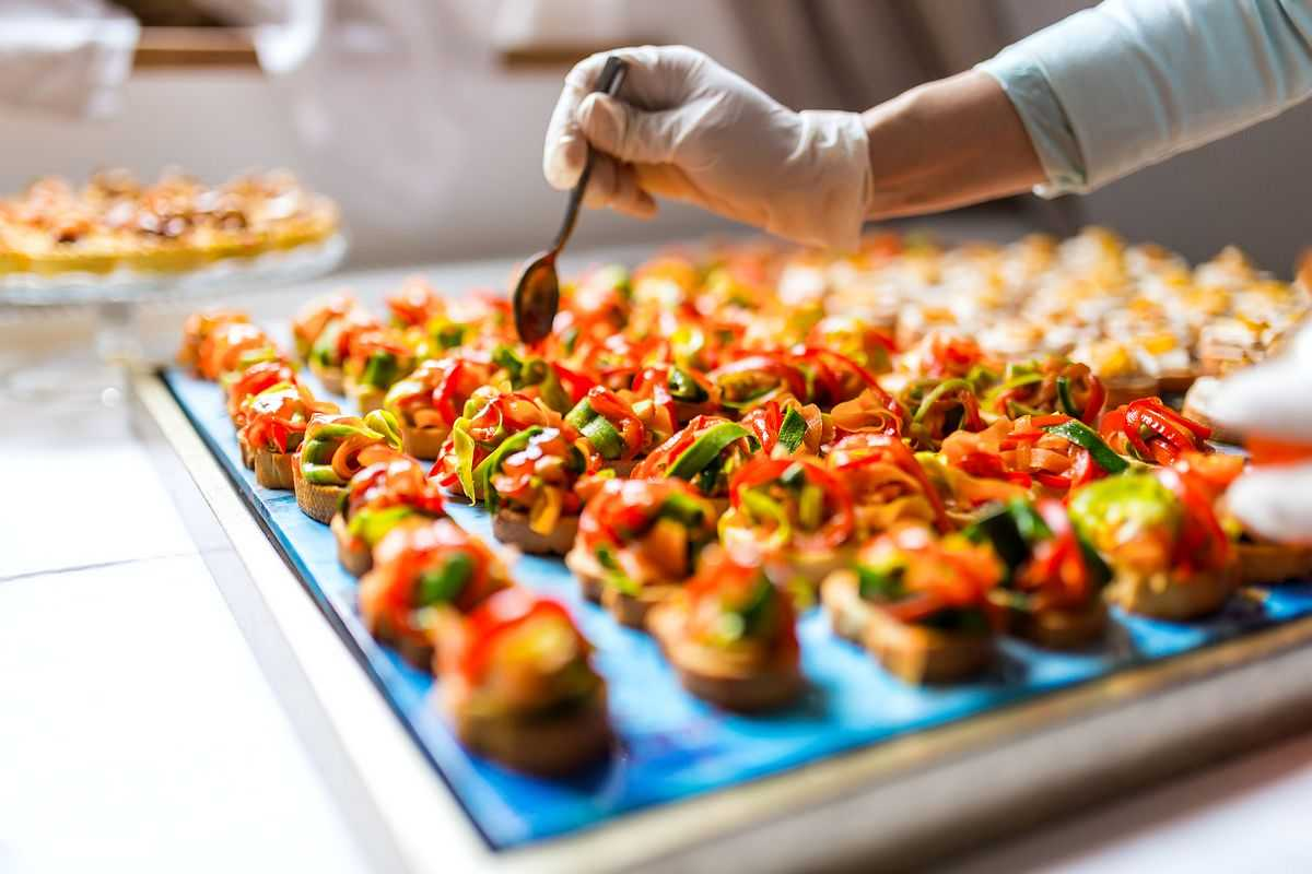 Cheap Food Options For Baby Shower