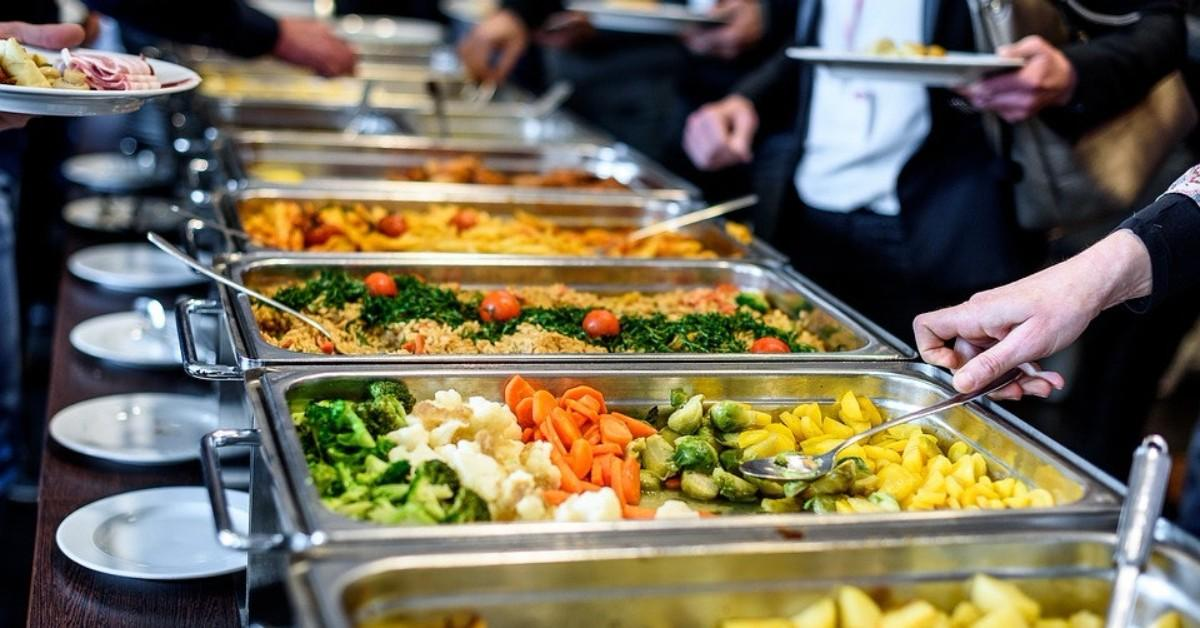 benefits of corporate catering